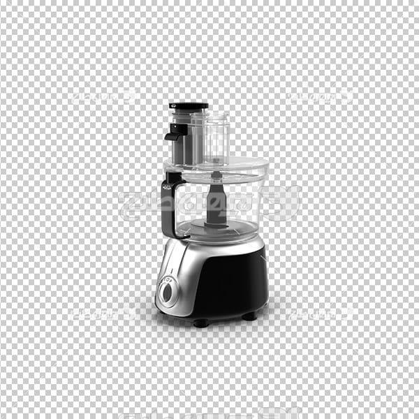 تصویر دوربری مواد غذایی دستگاه آبمیوه گیری