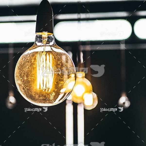 عکس لامپ و الکتریکی