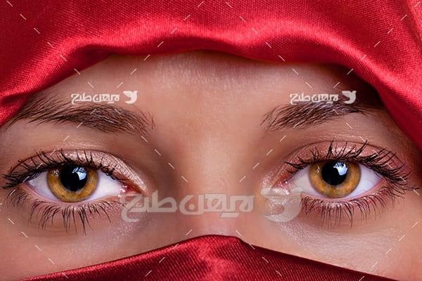 عکس چشم