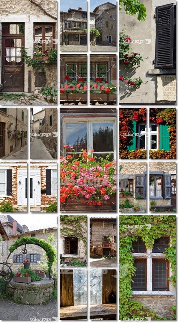 عکس انواع پنجره