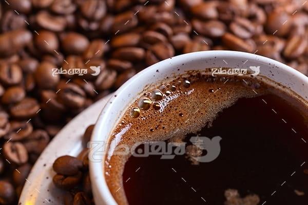 تصویر قهوه ترک
