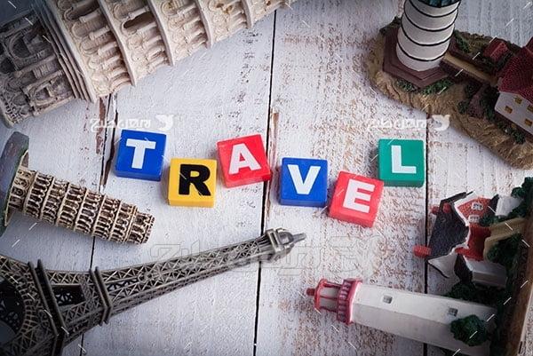 تصویر مسافرت و گردشگری