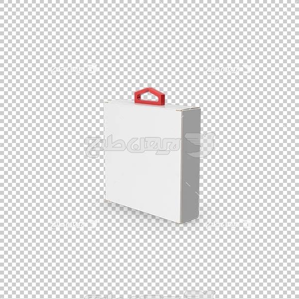 تصویر سه بعدی دوربری جعبه
