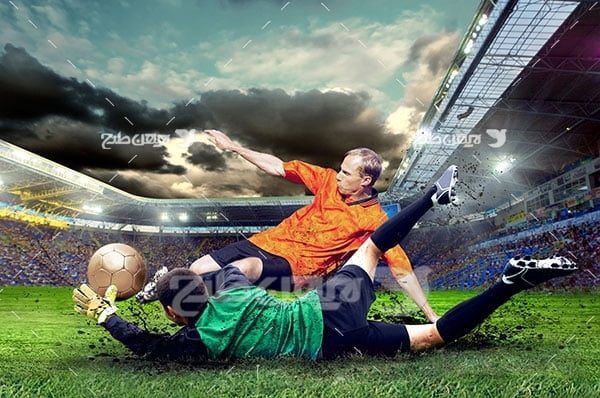 عکس ورزشی فوتبال