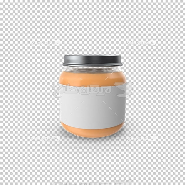 تصویر دوربری مواد غذایی