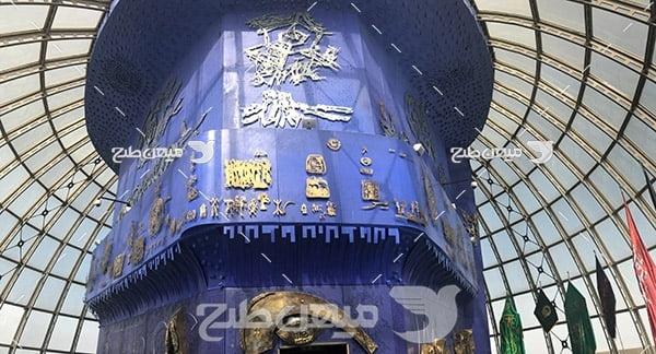 عکس داخلی برج میلاد تهران