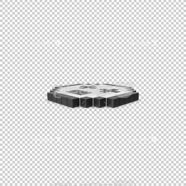 تصویر سه بعدی دوربری اموجی صورتک