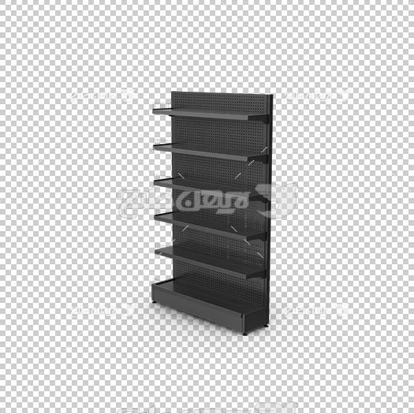 تصویر سه بعدی دوربری قفسه