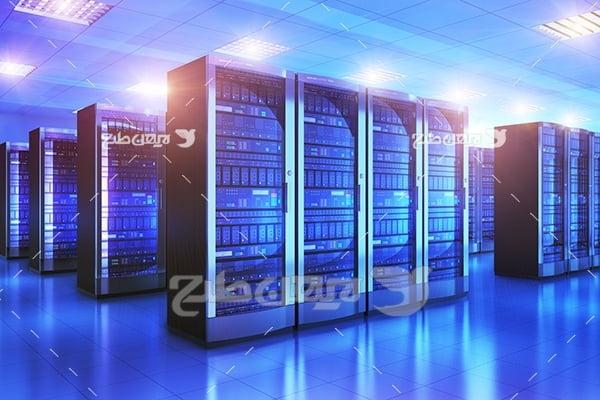 سالن سرور و هاست اینترنت
