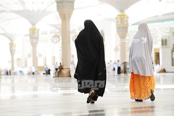 عکس مذهبی زن مسلمان