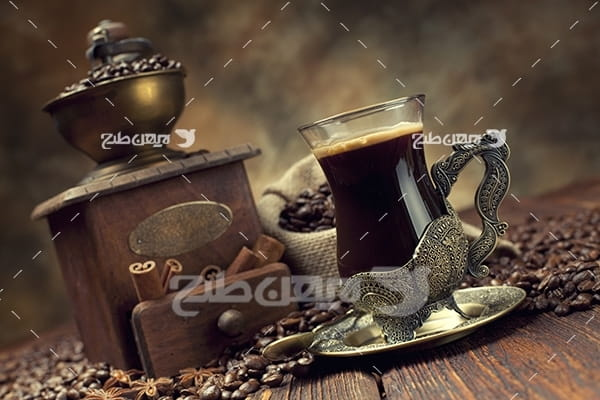 تصویر قهوه