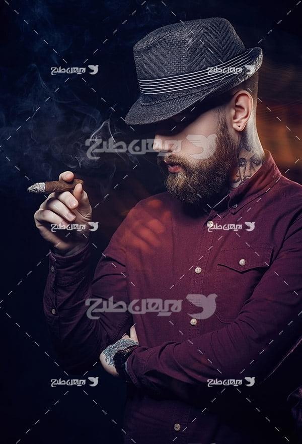 تصویر مدل مرد
