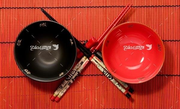 تصویر لوازم آشپزی و ماهیتابه