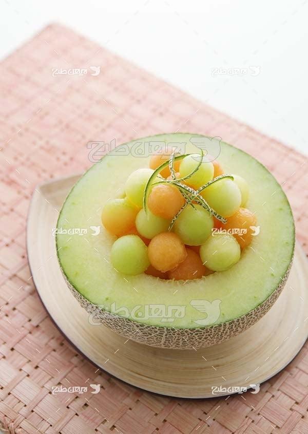 عکس میوه استوایی