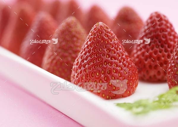 عکس میوه توت فرنگی