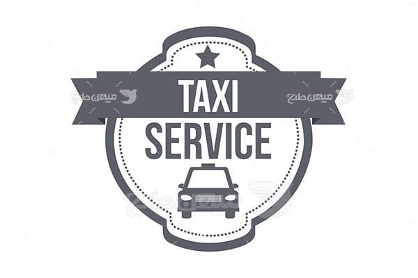 لیبل تاکسی