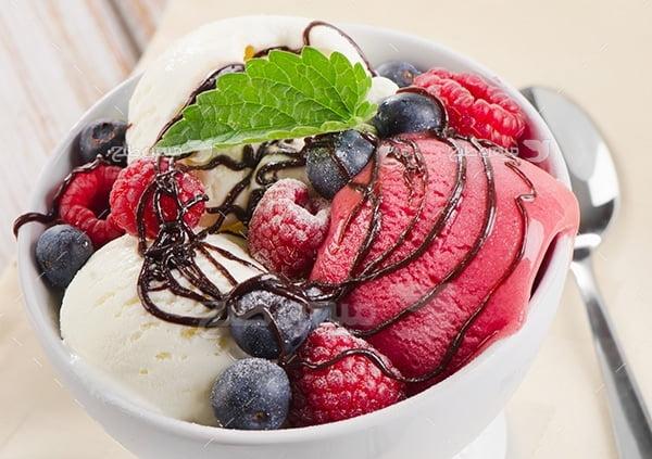 عکس بستنی