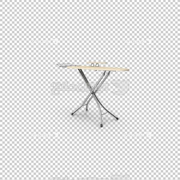 تصویر سه بعدی دوربری میز اتو