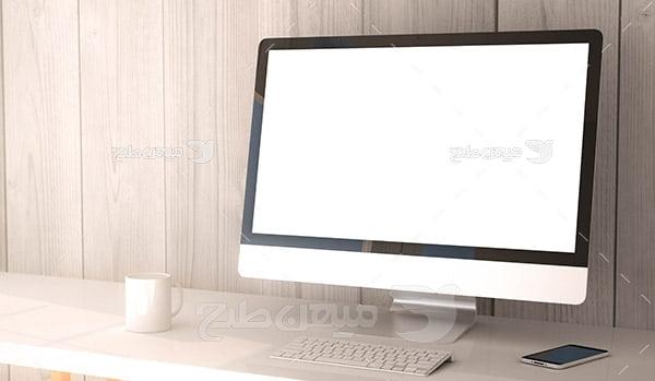عکس کامپیوتر آی مک