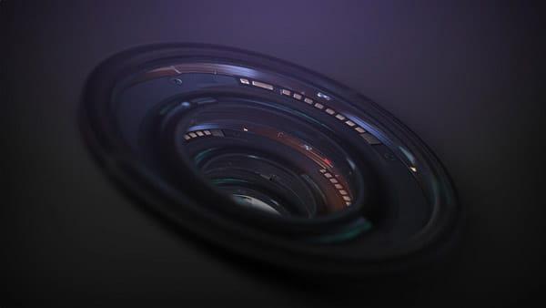 پروژه افترافکت نمایش لوگو آتلیه عکاسی