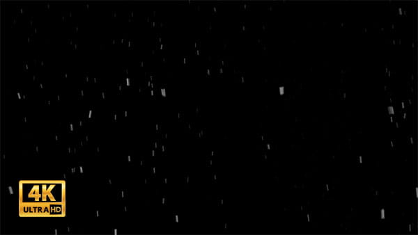 ویدیو برف