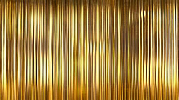 بک گراند ویدیویی خطوط طلایی