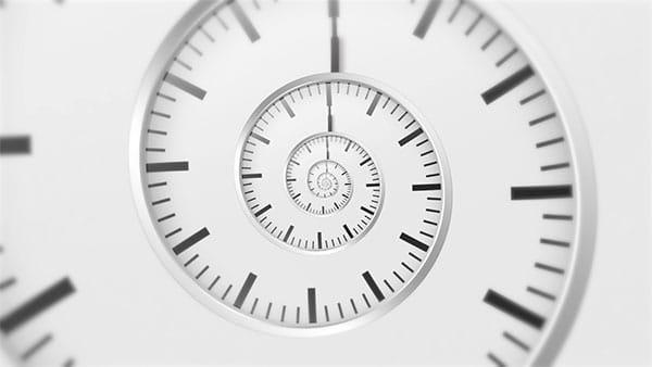 بک گراند ویدیویی زمان