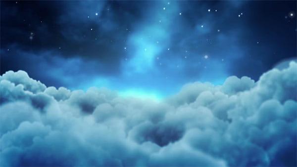 بک گراند ویدیویی آسمان