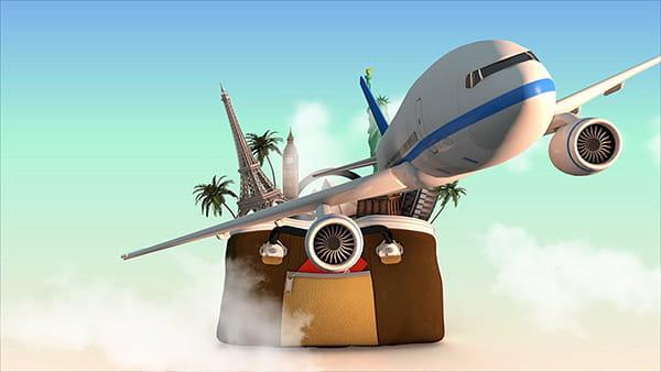 پروژه افترافکت آژانس مسافرت و گردشگری