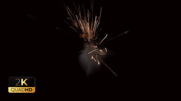 فوتیج ویدیویی انفجار