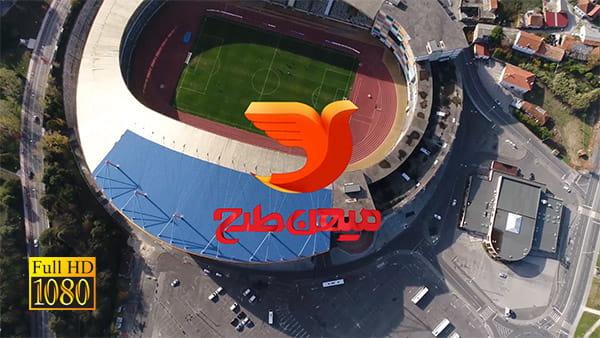 پروژه افترافکت نمایش لوگو ورزشی