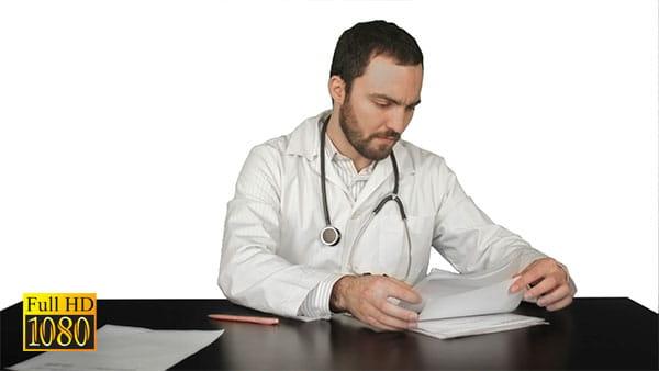 فوتیج ویدیویی پزشکی